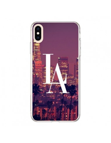 Coque iPhone XS Max Los Angeles LA - Rex Lambo