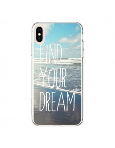 Coque iPhone XS Max Find your Dream - Sylvia Cook