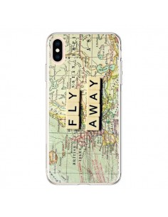 Coque iPhone XS Max Fly Away - Sylvia Cook