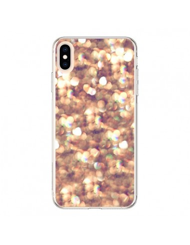Coque iPhone XS Max Glitter and Shine Paillettes - Sylvia Cook