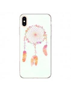 Coque iPhone XS Max Attrape-rêves Multicolore - Sara Eshak