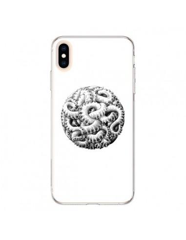Coque iPhone XS Max Boule Tentacule Octopus Poulpe - Senor Octopus