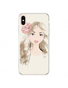 Coque iPhone XS Max Girlie Fille - Tipsy Eyes