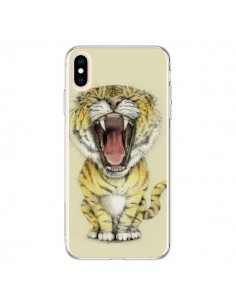 Coque iPhone XS Max Lion Rawr - Tipsy Eyes