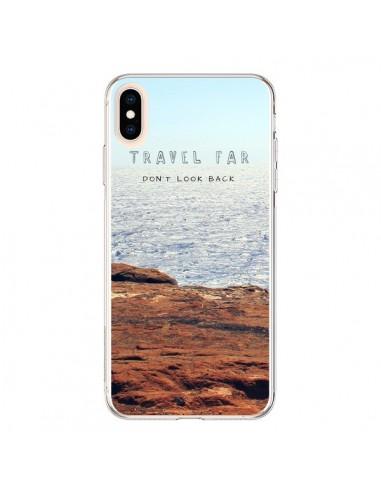 Coque iPhone XS Max Travel Far Mer - Tara Yarte