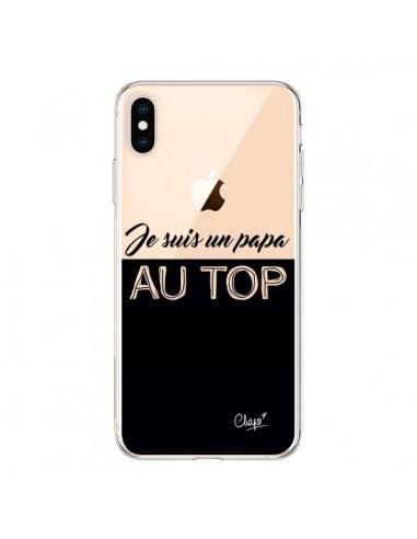 coque iphone xs max papa