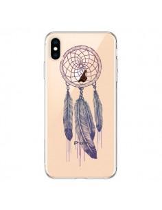 Coque iPhone XS Max Attrape-rêves Transparente souple - Rachel Caldwell