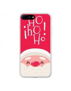 Coque iPhone 7 Plus et 8 Plus Père Noël Oh Oh Oh Rouge - Nico