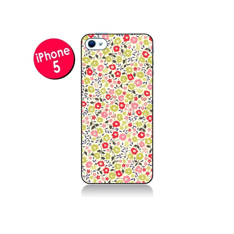 Coque iPhone 5/5S et SE Liberty...