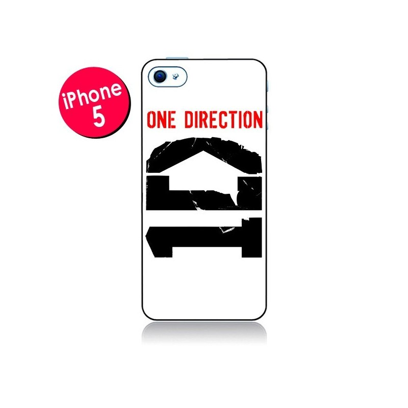 Coque iPhone 5/5S et SE One Direction...