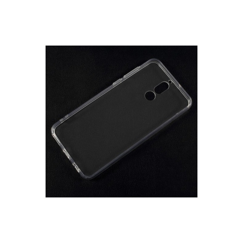 Coque Huawei Mate 10 Lite Transparente en silicone semi-rigide TPU