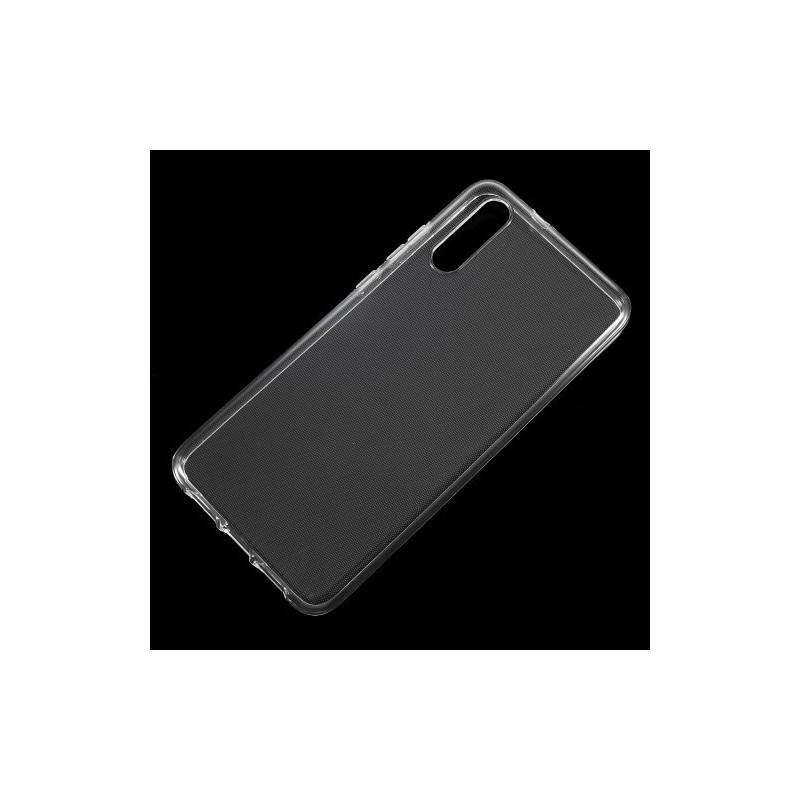 Coque Huawei P20 Transparente en silicone semi-rigide TPU
