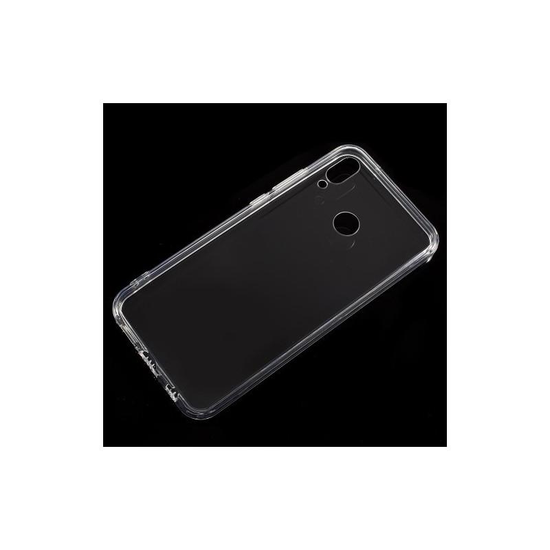 Coque Huawei P20 Lite Transparente en silicone semi-rigide TPU
