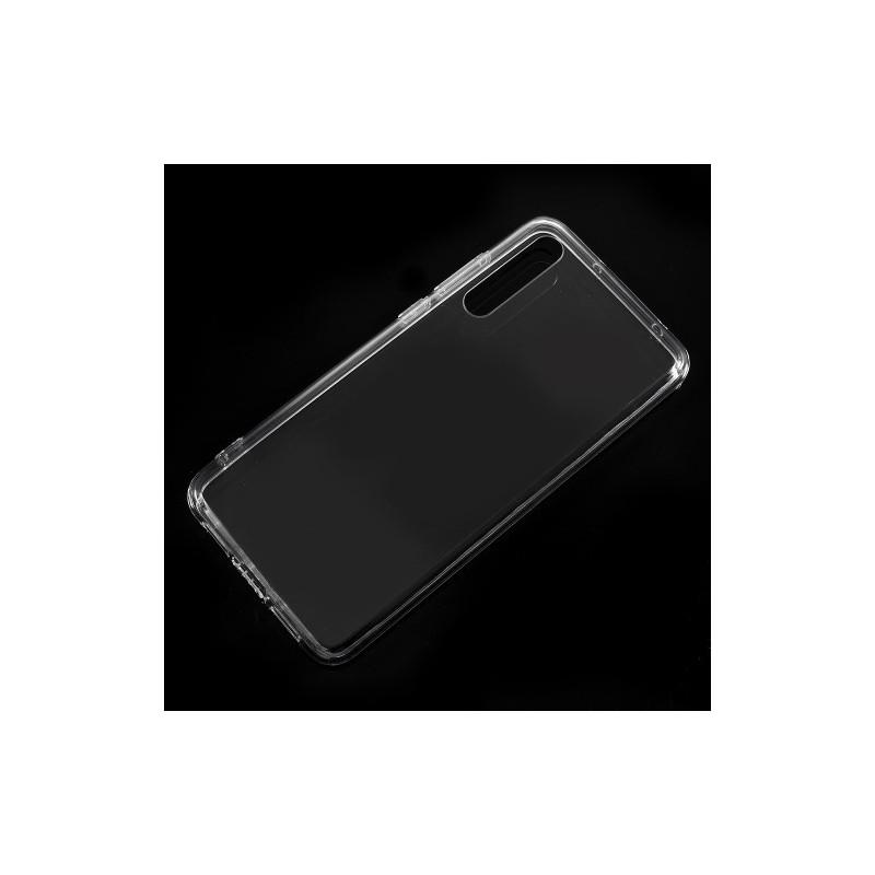 Coque Huawei P20 Pro Transparente en silicone semi-rigide TPU