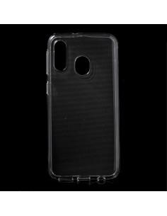 Coque Samsung Galaxy A40 Transparente en silicone semi-rigide TPU