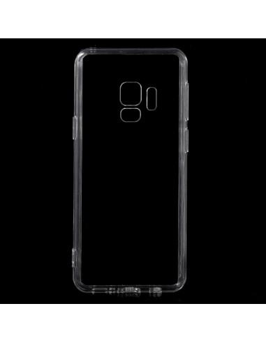 Coque Samsung Galaxy S9 Transparente en silicone semi-rigide TPU