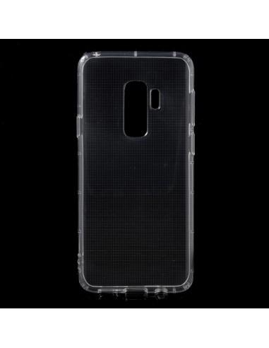 Coque Samsung Galaxy S9 Plus Transparente en silicone semi-rigide TPU