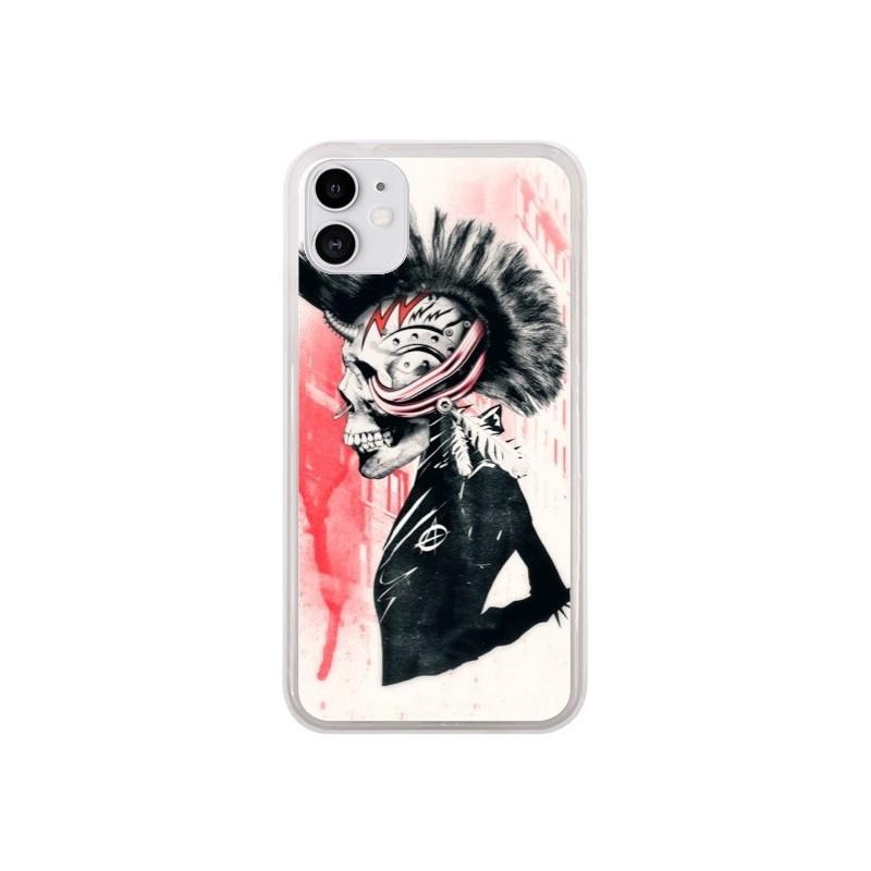 Coque iPhone 11 Punk - Ali Gulec