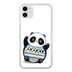 Coque iPhone 11 Panda Azteque - Annya Kai