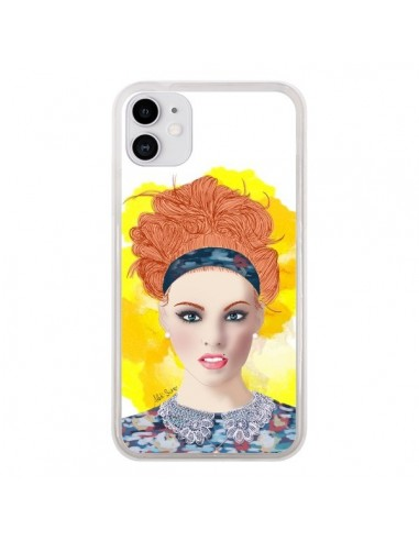 Coque iPhone 11 Lady Posh - AlekSia