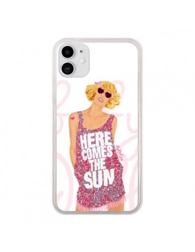 Coque iPhone 11 Baby Doll - AlekSia