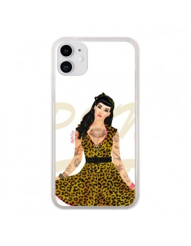 Coque iPhone 11 Pin up - AlekSia