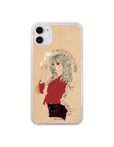 Coque iPhone 11 Amour - AlekSia