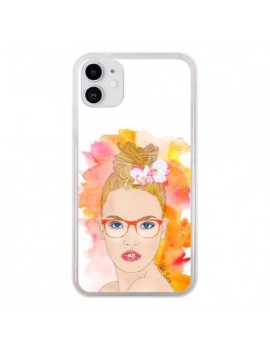 Coque iPhone 11 I Look At You - AlekSia