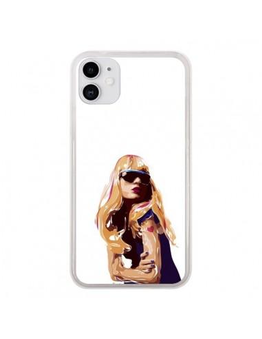 Coque iPhone 11 Playa Femme - AlekSia