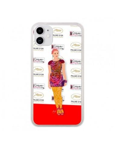 Coque iPhone 11 Red Carpet Festival de Cannes - AlekSia