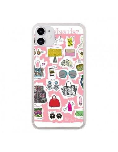 Coque iPhone 11 Shopping List - AlekSia