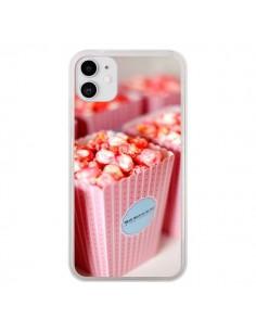 Coque iPhone 11 Punk Popcorn Rose - Asano Yamazaki