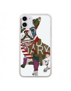 Coque iPhone 11 Boston Bull - Bri.Buckley