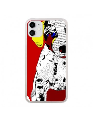 Coque iPhone 11 Chien Russel - Bri.Buckley