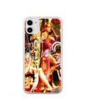 Coque iPhone 11 Jessica Rabbit Betty Boop - Brozart