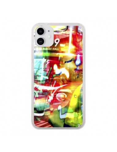 Coque iPhone 11 London Bus - Brozart