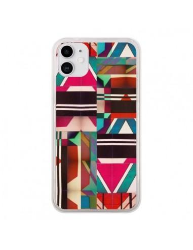 Coque iPhone 11 Fel Azteque - Danny Ivan