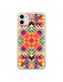 Coque iPhone 11 Sweet Color Azteque - Danny Ivan