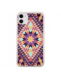 Coque iPhone 11 Ticky Ticky Azteque - Danny Ivan
