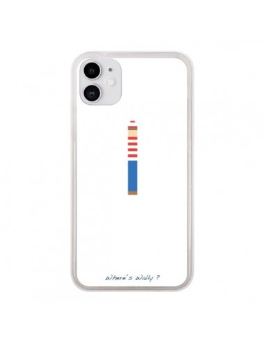 Coque iPhone 11 Où est Charlie - Danny Ivan