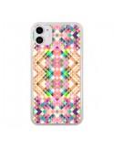 Coque iPhone 11 Wild Colors Azteque - Danny Ivan