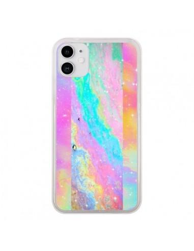 Coque iPhone 11 Get away with it Galaxy - Danny Ivan