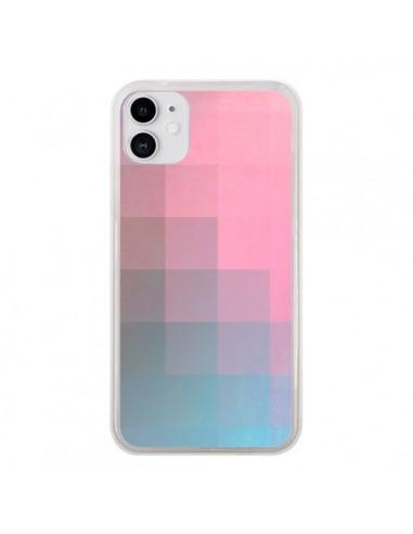 Coque iPhone 11 Girly Pixel Surface - Danny Ivan