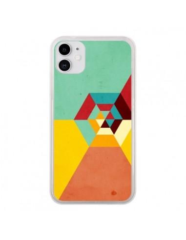 Coque iPhone 11 Road Summer Azteque - Danny Ivan