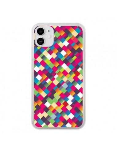 Coque iPhone 11 Sweet Pattern Mosaique Azteque - Danny Ivan