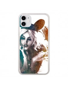 Coque iPhone 11 Mickey Lady - Daniel Vasilescu