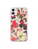 Coque iPhone 11 Papillons - Eleaxart