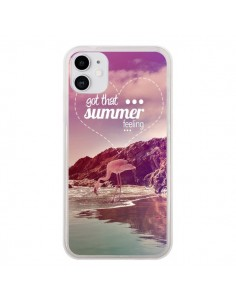 Coque iPhone 11 Summer Feeling _té - Eleaxart