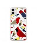 Coque iPhone 11 Oiseaux Birds - Eleaxart
