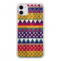 Coque iPhone 11 Mexican Triangle Aztec Azteque - Eleaxart